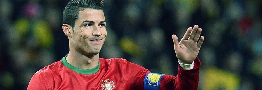Parier Buteur Coupe du Monde 2018 - Cristiano Ronaldo