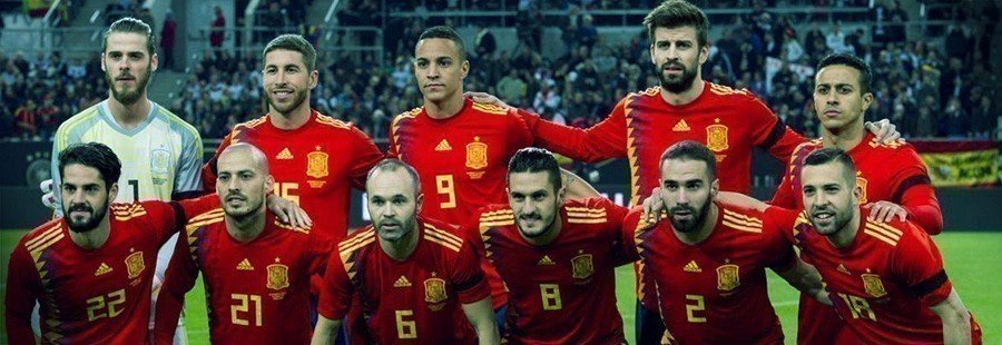 Odds Spain World Cup