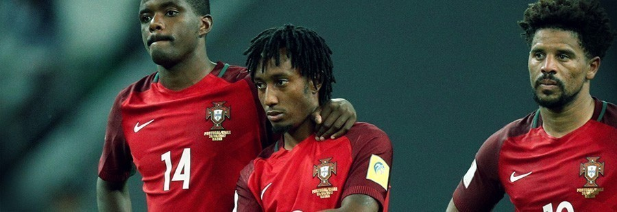 Gelson Martins Portugal - Coupe du Monde 2018