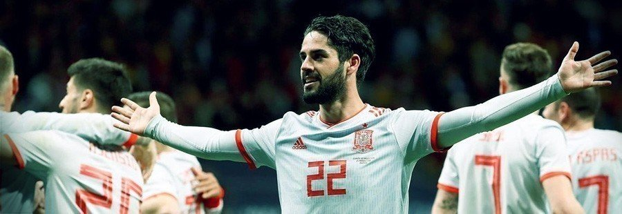 Isco World Cup 2018