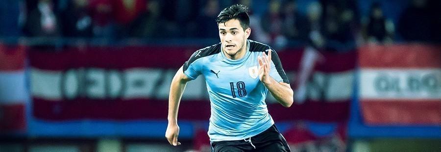 Maxi Gomez Uruguai - Copa do Mundo