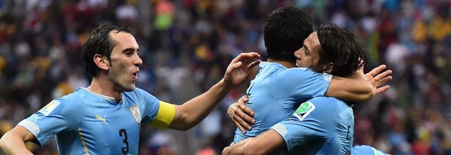 Scommesse Uruguay - Mondiali