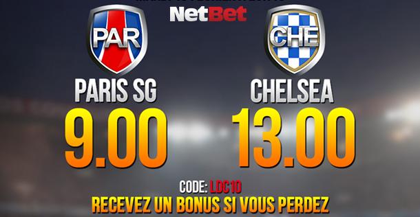 PSG Chelsea champions league