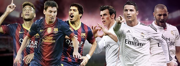 Barca Real Clasico